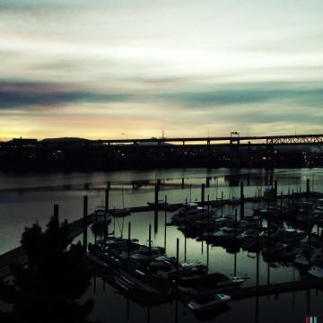 Williamette River View